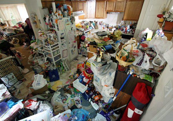 המדריך המלא לניקיון דירה מוזנחת כולל פינוי